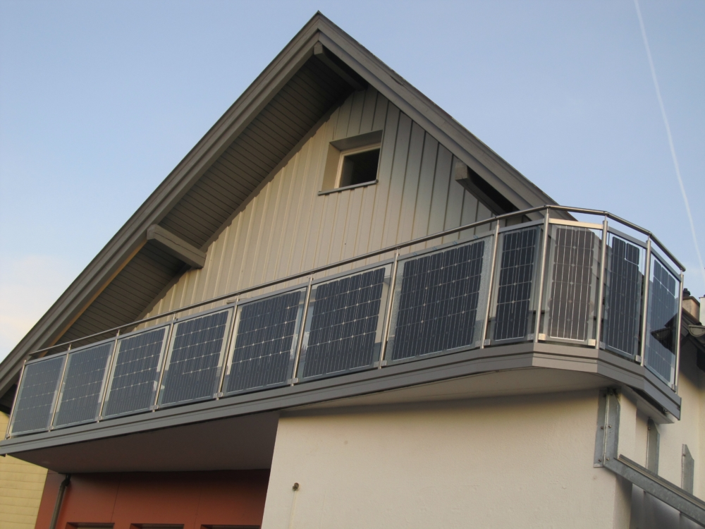 Balkon Solar